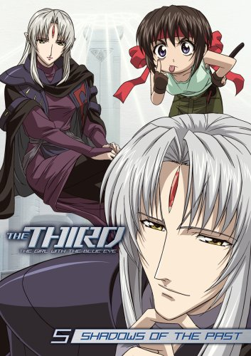 The Third: The Girl with the Blue Eye, Vol. 5: Shadows of the Past