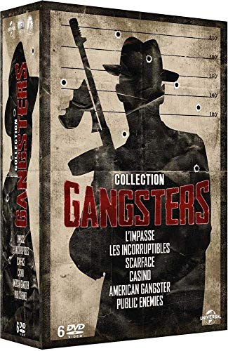 Gangsters - The Ultimate Film Collection (American Gangster / Scarface (1983) / Casino / Carlito's Way)