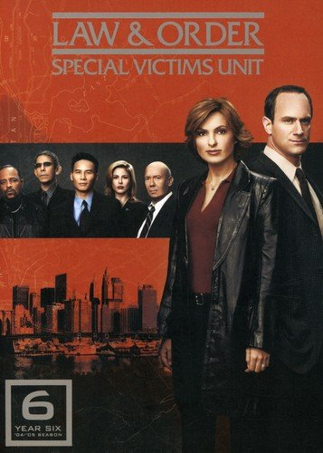 Law and Order: Special Victims Unit - The Sixth Year