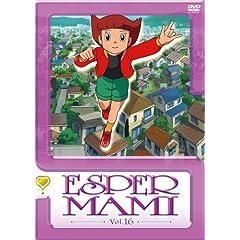 TV Animation[Esper Mami]DVD 16
