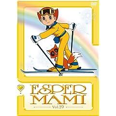 TV Animation[Esper Mami]DVD 19