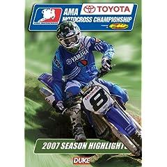 2007 AMA Motocross Championships MX