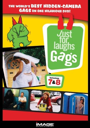 JUST FOR LAUGHS / GAGS VOLUME 7 & VOLUME 8