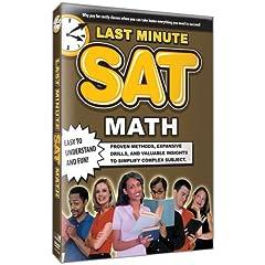 Last Minute SAT Math