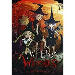 Tweeny Witches Vol. 1-Arusu in Wonderland