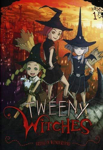Tweeny Witches Vol. 1-Arusu in Wonderland