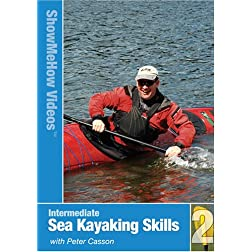 Sea Kayaking: Intermediate Skills, Instructional Video, Show Me How Videos