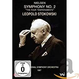 Stokowski Conducts Nielsen - Symphony No. 2