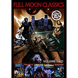 Full Moon Classics Vol 2
