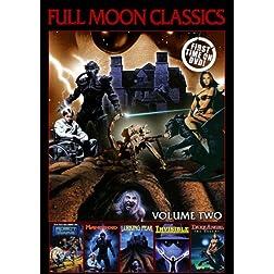 Full Moon Classics Vol 2