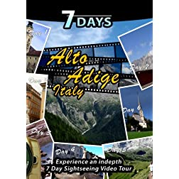 7 Days  ALTO ADIGE / SUDTIROLO Italy