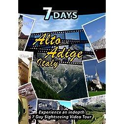 7 Days  ALTO ADIGE / SUDTIROLO Italy