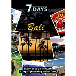 7 Days  BALI