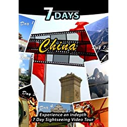 7 Days  CHINA