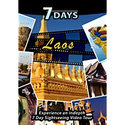 7 Days  LAOS