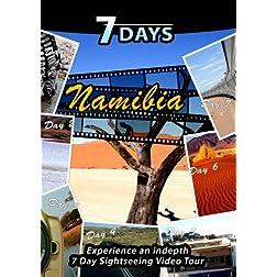 7 Days  NAMIBIA