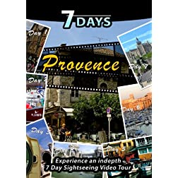 7 Days  PROVENCE France