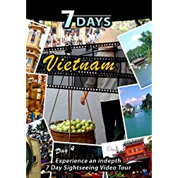 7 Days  VIET NAM .