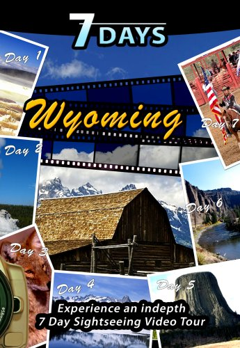 7 Days  WYOMING -SOUTH DAKOTA USA