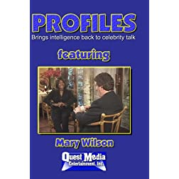 PROFILES featuring Mary Wilson