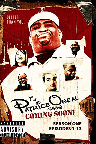 The Patrice Oneal Show - Coming Soon!  Season One: Episodes 1-13