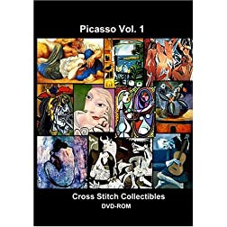 Picasso Cross Stitch Vol. 1