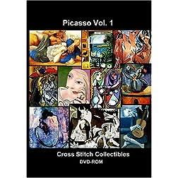 Picasso Cross Stitch Vol. 1