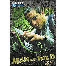 Man vs. Wild - Season 1 (6 DVD set)