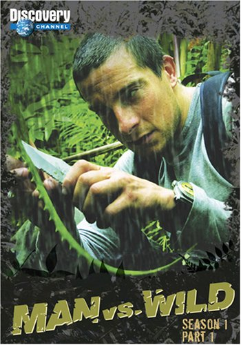 Man vs. Wild - Season 1 (6 DVD set)