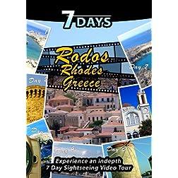 7 Days  RODOS Greece