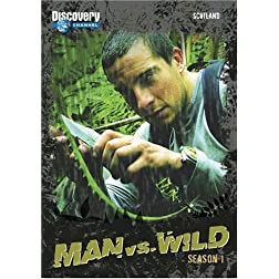 Man vs. Wild - Season 1 - Scotland