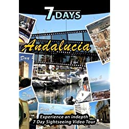 7 Days  ANDALUCIA Spain