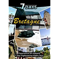 7 Days  BRETAGNE France