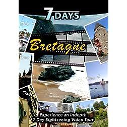 7 Days  BRETAGNE France