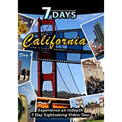 7 Days  CALIFORNIA U.S.A.