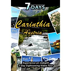 7 Days  CARINTHIA Austria