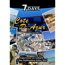 7 Days  COTE D'AZUR