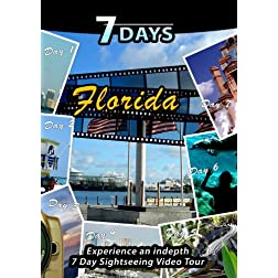 7 Days  FLORIDA U.S.A.