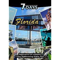 7 Days  FLORIDA U.S.A.