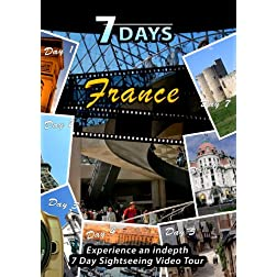 7 Days  FRANCE