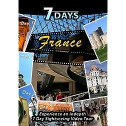 7 Days  FRANCE