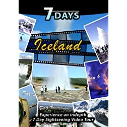 7 Days  ICELAND