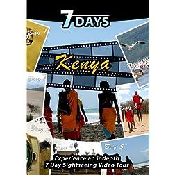 7 Days  KENYA