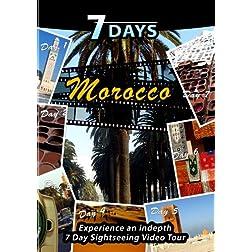 7 Days  MOROCCO