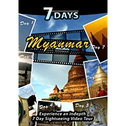 7 Days  MYANMAR / BURMA