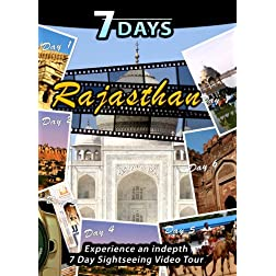 7 Days  RAJASTHAN India