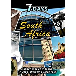 7 Days  SOUTH AFRICA