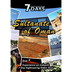 7 Days  SULTANATE OF OMAN