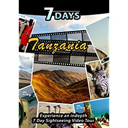7 Days  TANZANIA