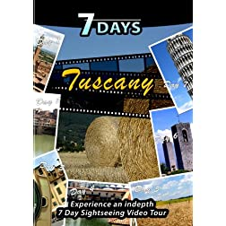 7 Days  TOSCANA Italy